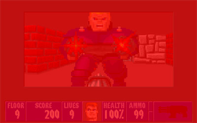 Wolfenstein 3D – A great DOS game