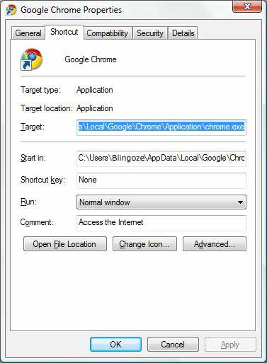 Creating A Bookmark Button In Google Chrome