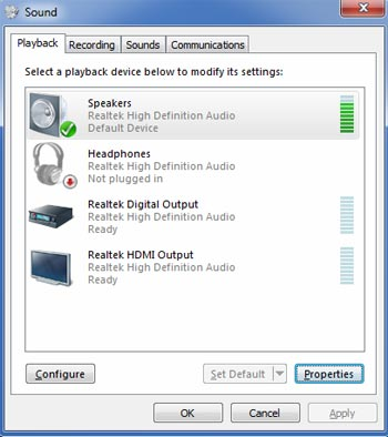 PC surround sound not working | Tom's Guide Forum