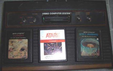 My Atari 2600