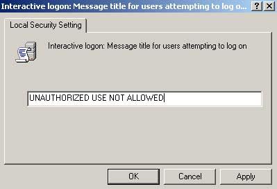 interactive-logon-message