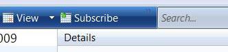 Windows Calender subscribe